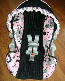 Sewin Sanity: Recovering my carseat