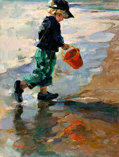 """Corinne Hartley - """"Rubber Boots"""""""