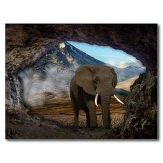 Sold: #Cave 001 #post cards #JAMFotoWorms #Zazzle.com