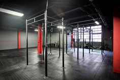 See the Google Virtual Tour at www.insidebusinessnyc.com - Crossfit gym in Hoboken NJ