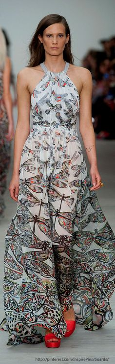 London Spring 2014 - Matthew Williamson