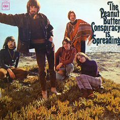 The Peanut Butter Conspiracy - [1967] - Is Spreading