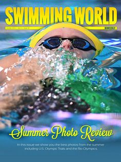 Swimming World Magazine January 2019 Issue by Swimming World