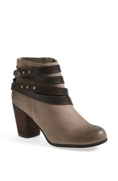 Belted bootie,so cute!