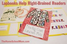 TheHomeSchoolMom - Right-Brained Reading Strategies