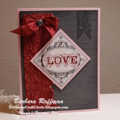 Stampin up - valentine
