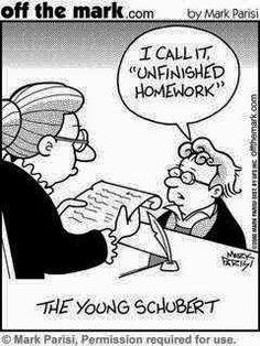 Unfinished Homework!