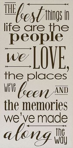 Inspirational family quotes vinyl crafts cream & brown best things in life wall sign The Words, Wall Quotes, Me Quotes, People Quotes, Sign Quotes, Book Quotes, Great Quotes, Quotes To Live By, Beautiful Family Quotes