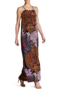 Lizza Strappy Maxi Dress