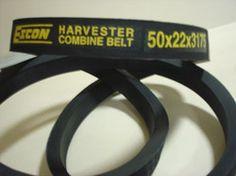 Fenner Harvestor Combine Belt : Harvestor Combine, Belt Code / Size - R2020, Fenner V Belt.Individuals can access us @ www.steelsparrow.com