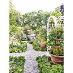 6 Game-Changing Tips for Creating Your Dream Garden ❤ liked on Polyvore featuring home, outdoors, outdoor decor, garden decor, outdoor garden decor and garden patio decor