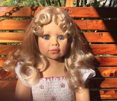 """Masterpiece Doll Tiffany 34"""" Doll #Masterpiece #Dolls"""