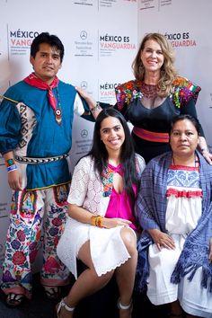 moda y responsabilidad social. El tema de la conferencia de la diseñadora Lydia Lavin de la mano con @FAshion GRoup Inc. México