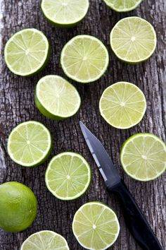 everything tastes better with lime.