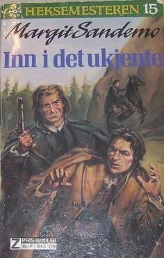 Inn i det ukjente av Margit Sandemo Fantasy Romance, Occult, Saga, Nostalgia, Reading, Books, Movie Posters, Fictional Characters, Libros