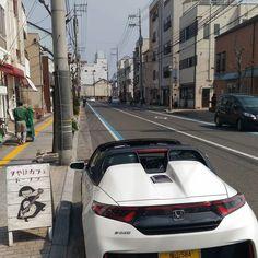 目的地はやっぱりここです()v #onomichi #尾道 #s660