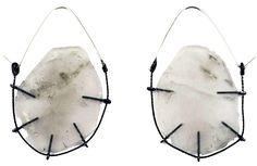 http://deborahrudolph.de - Bergsteiger ohrringe (earrings)