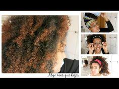 7 dias con mi Pelo Afro