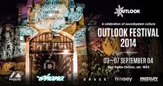 If You Love Bass, Outlook Festival Is Something For You! X Fort Punta Christo, Pula, Croatia.