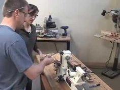 Pen Turning is Easy