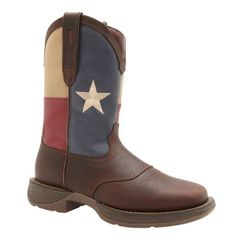 28ff8a7837f Pull-On Texas Flag Boot at Tractor Supply Co.