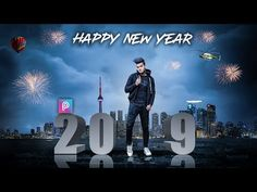 This Is Full Hd Happy New Year Hd 2019 Cb Background Cb Editing