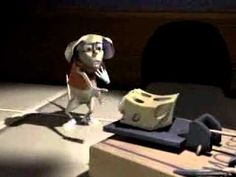 pixar mouse i believe in miracles animacion 3d corto divertido u10