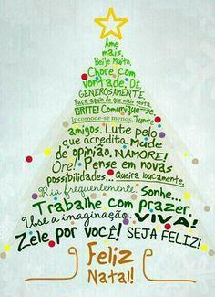 Natal de muita paz e um ano de 2015 com muitas esperanças!: