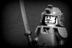 Samurai by eva.pébar, via Flickr