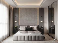 Ceiling Design Living Room, Bedroom False Ceiling Design, Master Bedroom Interior, Modern Master Bedroom, Minimalist Bedroom, Home Bedroom, Bedroom Windows, Modern Luxury Bedroom, Luxury Bedroom Design