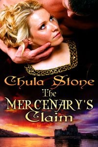 The Mercenary's Claim by Chula Stone http://www.stormynightpublications.com/the-mercenarys-claim-by-chula-stone/  Publisher's Note: The Mercenary's Claim contains non-consensual spankings of an adult woman, including domestic discipline in a historical setting. If such material offends you, please don't buy this book.