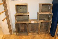 Wandkast, maar dan op een andere manier!  http://www.hnvi.nl/veiling-kavel/zeven-houten-kisten-in-diverse-maten-w-o-afmeting-60-x-45-cm-hoogte-28-cm