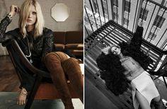 Vogue UK August 2013 via Mode.Newslicious
