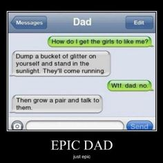 lol this reminds me of my father-in-law :)