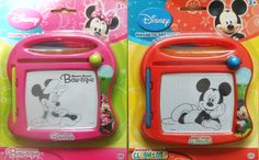 DISNEY JUNIOR MINNIE BOWTIQUE MICKEY MOUSE CLUBHOUSE MAGNETIC SKETCHER SCRIBLER in Toys & Games, TV & Film Character Toys, Film & Disney Characters   eBay