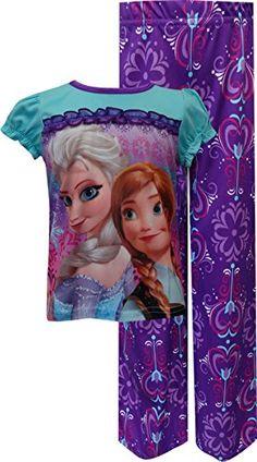 Baby & Toddler Clothing Girls' Clothing (newborn-5t) Disney Toddler Girls 2pc Pajama Set Fozen Elsa Sizes 2t Nwt Complete Range Of Articles