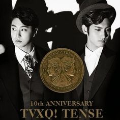 #TVXQ 7th Album 'TENSE' Tops Korea-Taiwan Music Charts More: http://www.kpopstarz.com/articles/73579/20140113/tvxq-7th-album-tense-tops-korea-taiwan-music-charts.htm