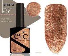 JOY van Evo by Bio Sculpture. Bio Sculpture Nails, Sparkle Nails, Cnd Shellac, Evo, Nail Art, Glitter, Nail Arts, Nail Art Designs, Shiny Nails