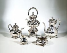 Kaffe- und Teeservice