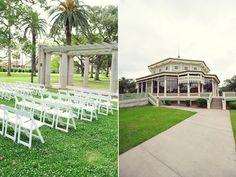 Garten Verein Galveston Wedding | Kreative Angle Photography