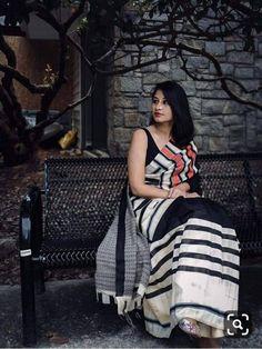 Simple Sarees, Trendy Sarees, Stylish Sarees, Fancy Sarees, Formal Saree, Casual Saree, Modern Saree, Black Saree, Black Cotton Saree