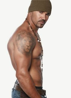 Shemar Moore - it should be illegal to be that sexy!