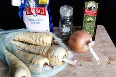 Amazing Paleo – Paleo Recipes 7 Paleo Thanksgiving Recipes (4 of 7) - Paleo Parsnip Mash #paleo #thanksgiving