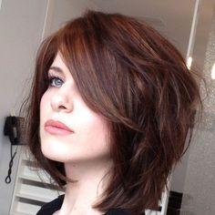 Картинки по запросу каскад на короткие волосы