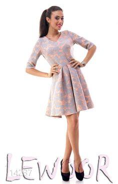 Купить платье в интернете с пышной юбкой
