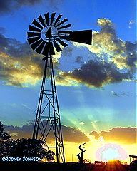 Windmills are special