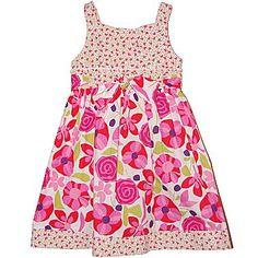 Blueberi Boulevard Floral Sundress - Girls 4-6x - jcpenney