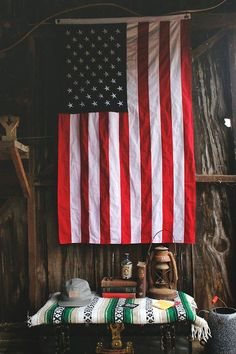 1000 images about rustic on pinterest mountain homes for American flag decoration