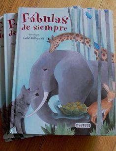"""Fábulas de Siempre"" Everest Editora"