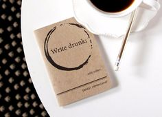 This one inspired by Ernest Hemingway. | 24 Incredibly Awesome Notebooks You'll Want To Write In